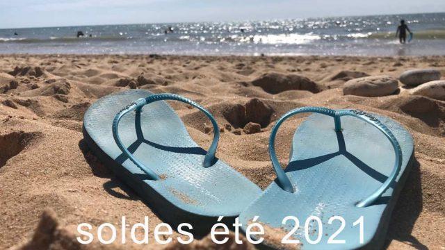 Soldes pour l'été 2021